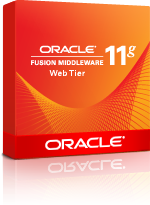 Oracle Web <br/> Tier